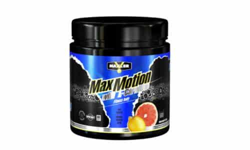 Макслер Макс Моушен с L-карнитином кроме заряда бодрости дает организму необходимые при физических нагрузках витамины и минералы