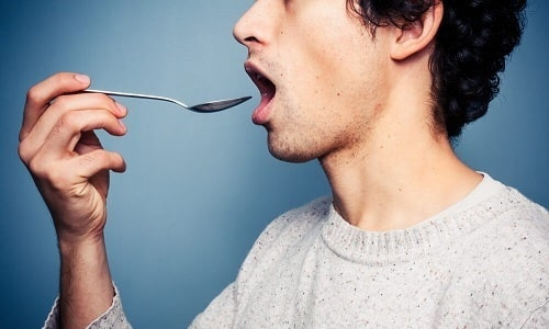 При повышенных умственных нагрузках нужно принимать 25 мл сиропа раз в день в течение 4 недель