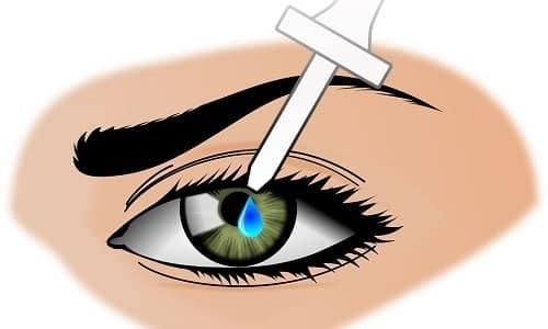 Закапывание Гидрокортизоном осуществляется до 4 раз в сутки по 1 или 2 капли в каждый глаз